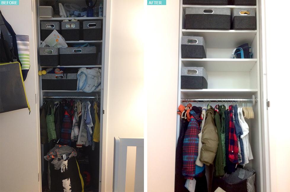 Toddler Boyu0027s Closet