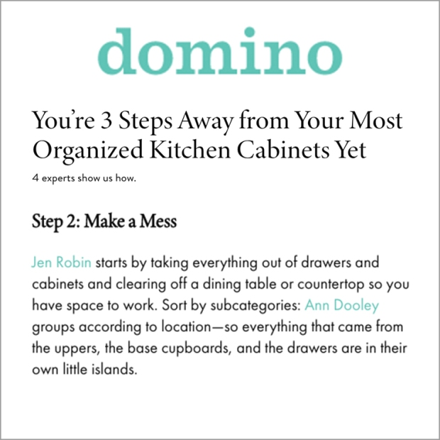 Domino.kitchen